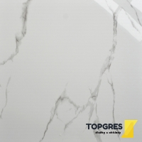 98019609788 JBN Carrara White dlažba imitace mramoru 60x60 cm