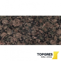 TOPGRES Žula Baltic Brown lesk 300x600 mm